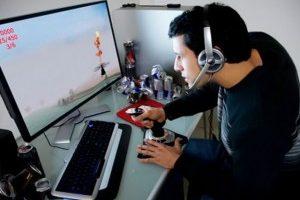 Компьютерная игровая зависимость