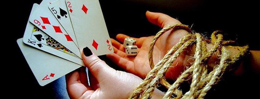 Основные признаки зависимости от азартных игр