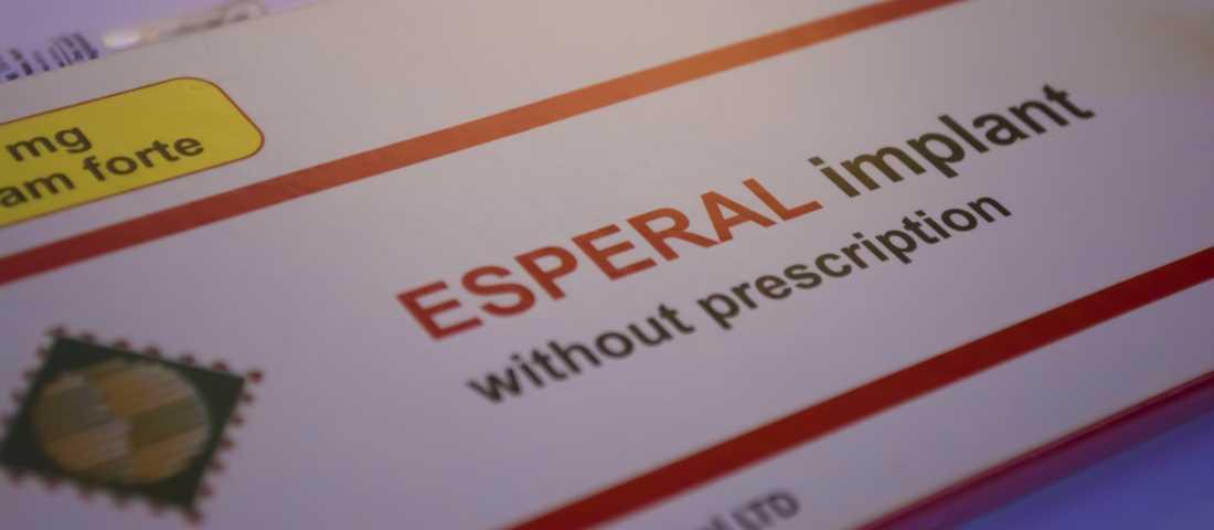 имплант эспераль